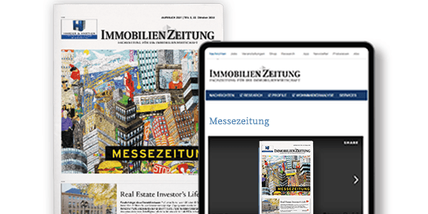 Das Highlight zur Expo: Die IZ Messezeitung
